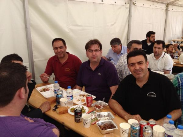 Tayyib Food Acilis Resepsiyonu 2013
