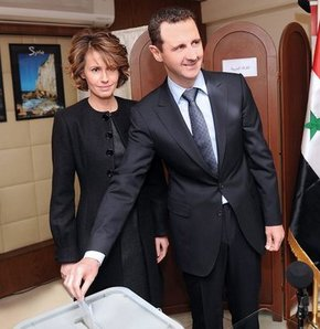 AB'den Esma Esad'a yaptırım