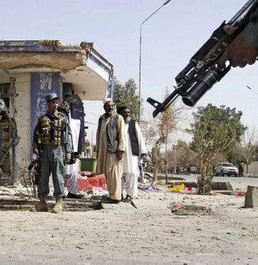 Afgan Meclisi'ne roketli saldırı