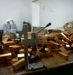 Beyoğlu'nda parfüm operasyonu