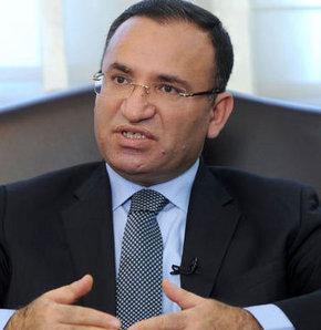 Bozdağ'dan CHP'nin eleştirilerine yanıt