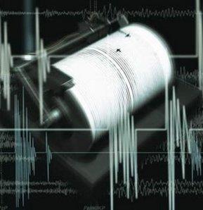 Denizli'de iki deprem
