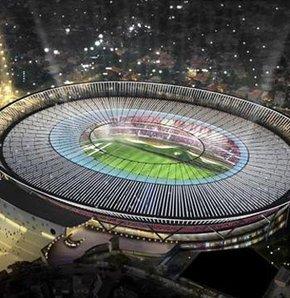 Dünya Kupası stadlarını 'köleler' inşa ediyor
