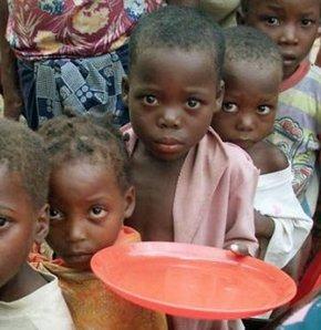 Dünyada her 4 çocuktan biri yetersiz besleniyor