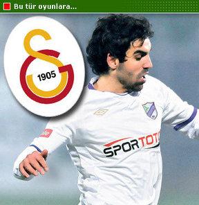 Galatasaray'dan Culio açıklaması!