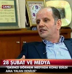 Hedef Tayyip Erdoğan'dı