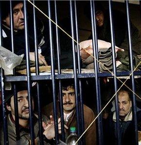 Irak hapishaneleri boşalıyor
