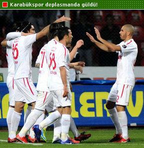 Karabükspor'da yüzler gülüyor!