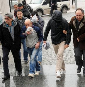 Kiralık araçlı hırsızlık polise takıldı