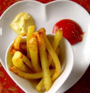 Kızarmış patates 'masum' mu?
