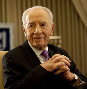 Peres'den Filistin itirafı!