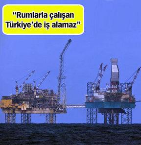 Petrol ve gaz devlerine Türkiye'den rest!