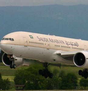 Suudlar, Suriye uçuşlarını durdurdu!