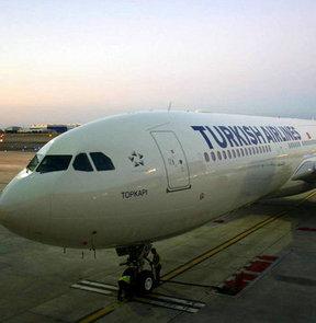 THY uçağı motor arızası nedeniyle Uganda'ya indi