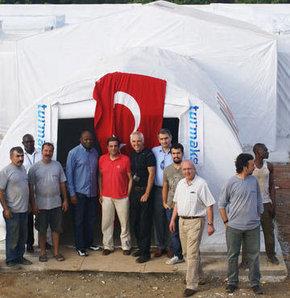 Türkiye'den Afrika'ya mobil şifa