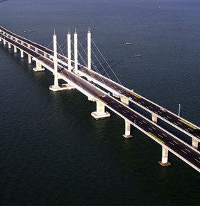 Türkiye'nin en uzun köprüsü!