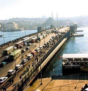 Yeni Galata Köprüsü trafiğe kapatılıyor!