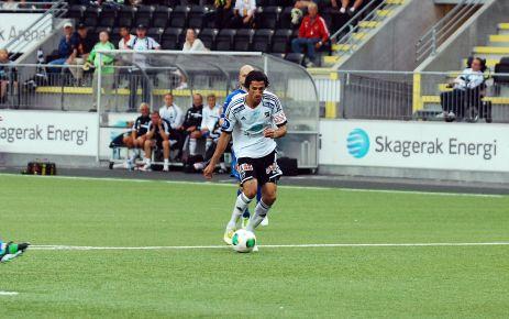 Adem ,Odd takımında belkide son golünü attı  ..