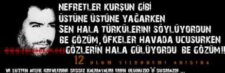 Ahmet Kaya 12. Ölüm Yıldönümü
