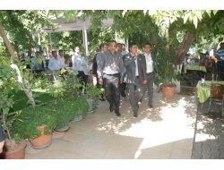 Bdp Genel Başkanı Demirtaş Muş'ta