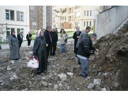 Bursa'da 400 Yıllık Camide Müteahhitin Özensizliği, Tepki Çekti