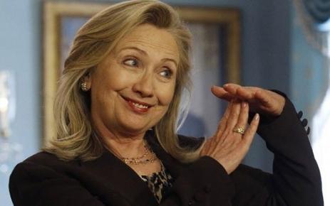 Clinton'dan büyük yalan!