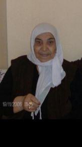 Fatma Çelebioğlu (85) Vefat Etmiştir.