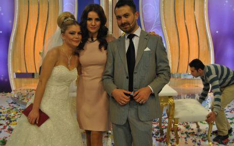 Gölyazılı Genç ,Tv Programında Evlendi