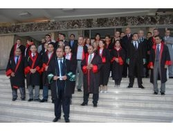 Hakim Ve Savcılardan Şehit Başsavcı İçin Açıklama
