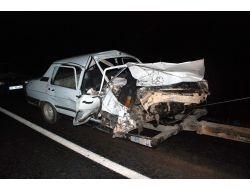 Kızıltepe'de Trafik Kazası: 1 Ölü, 5 Yaralı