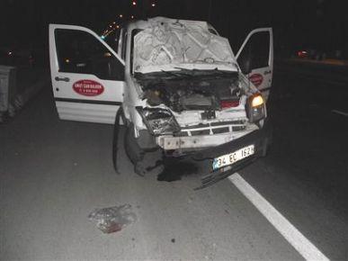 Kulu'da Trafik Kazaları: 1 Ölü, 4 Yaralı