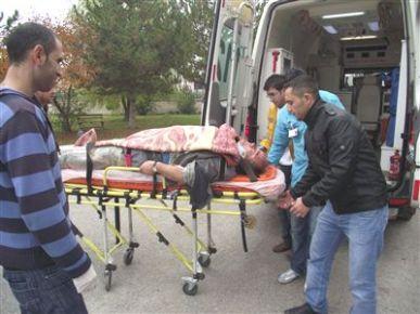 Kulu'da Trafik Kazası: 3 Yarali