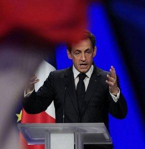 İptal Sarkozy'ye yetmedi!