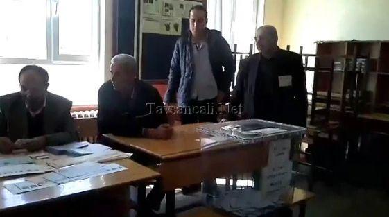 Tavşançalı Şeçim 2014 VIDEO HABER