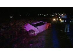 Yolcu Otobüsü Park Halinde Pikaba Çarptı: 1 Ölü, 6 Yaralı