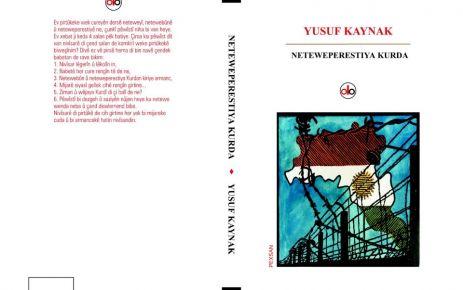 Yusuf Kaynak'in en son kitabi çıktı.