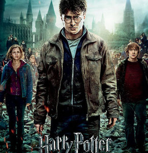 Harry Potter e-kitap oluyor