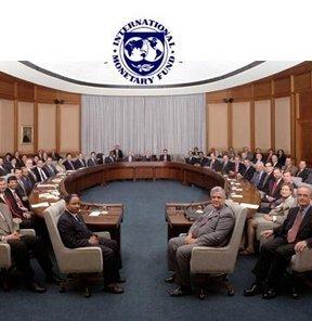 Yeni IMF'ye onay!