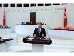 Ak Parti İzmir Milletvekili Hamza Dağ: