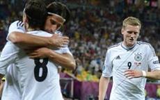Almanlar çeyrek final kapısından girdi