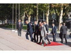 Başbakan Erdoğan, Eski Pakistan Devlet Başkanı Müşerref'i Kabul Etti