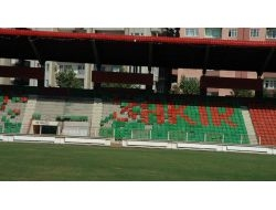 Diyarbakır Atatürk Stadı Revizyona Alındı