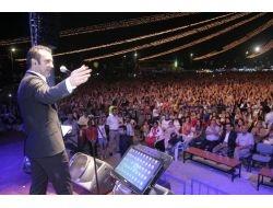 Göl Festivali'nin Finalinde Ferhat Göçer Konseri