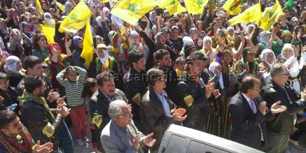 Kulu'da 2014 Newroz Kutlaması