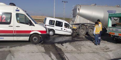 Kulu'da Trafik Kazası: 1 Ölü