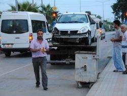 Manavgat'ta Trafik Kazası: 1 Ölü