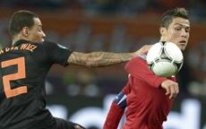 Ronaldo Portekiz'i tura götürdü!
