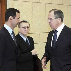 Rusya yine Esad'a arka çıktı
