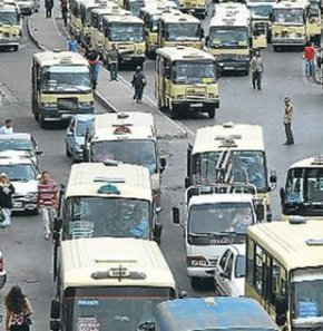 İstanbul'da minibüs devrimi!