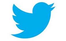Twitter logosunu değiştirdi